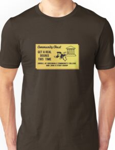 Community (TV) - Community Chest Unisex T-Shirt