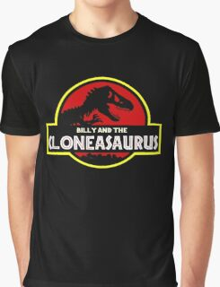 Billy And The Cloneasaurus Graphic T-Shirt
