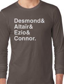 Recquiescat In Shirt Long Sleeve T-Shirt