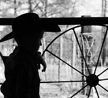 young cowboy by hoss77