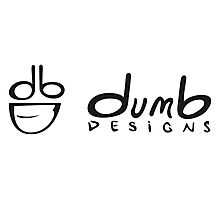 dumb Logo Photographic Print