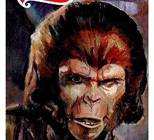 Zira : Trading card by Graham Hill