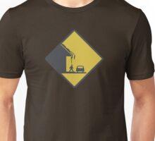 Falling Snow Unisex T-Shirt