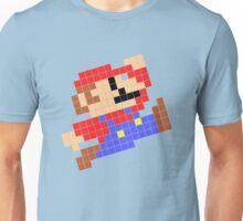 Mario Metro Tiled Unisex T-Shirt