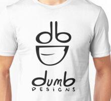 dumb Logo and Type Unisex T-Shirt