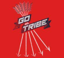 Go Tribe - alternate by WeBleedOhio