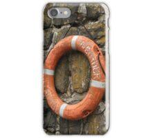 Buoyancy Aid iPhone Case/Skin