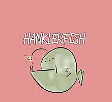Hanklerfish~ by photostonovels