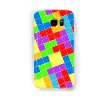 Colourful Blocks Samsung Galaxy Case/Skin