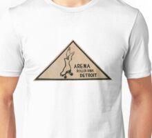 Detroit Arena Roller Rink Unisex T-Shirt