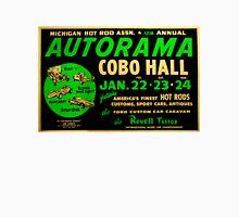Autorama Poster Cobo Hall 1966 Unisex T-Shirt