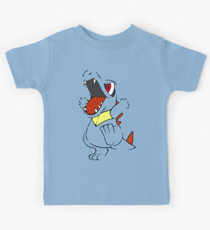 Totodile - Pokemon Kids Clothes