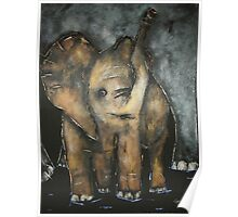 Baby Elephant 3 Poster