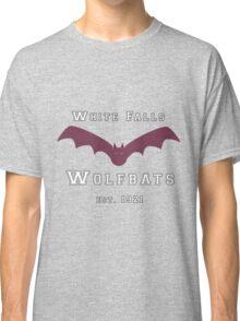 White Falls Wolfbats  Classic T-Shirt