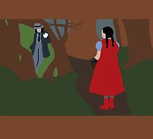 Little Red Riding Hood And the Wolf (INTO THE WOODS)  by sayers