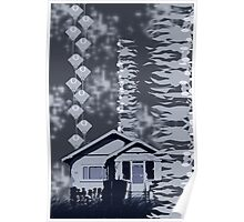 Is it a Drawing?-Kelp, House, Rays Poster
