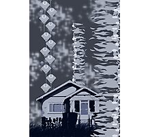 Is it a Drawing?-Kelp, House, Rays Photographic Print
