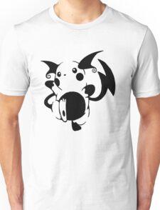 Raichu Black T-Shirt