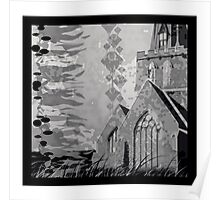 Is it a Drawing?-Kelp, Church, Rays Poster