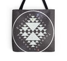 Explore. Space. Together. Forever. Tote Bag