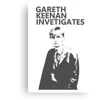 The Office - Gareth Canvas Print