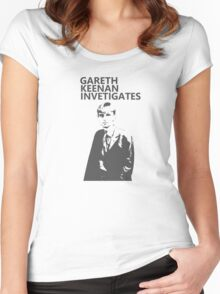 The Office - Gareth Women's Fitted Scoop T-Shirt