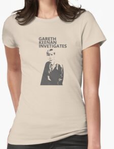 The Office - Gareth Womens Fitted T-Shirt