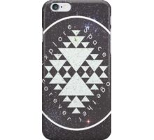 Explore. Space. Together. Forever. iPhone Case/Skin
