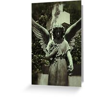 Heavenly Host Greeting Card