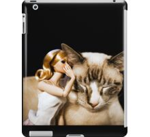 Sharing Secrets iPad Case/Skin