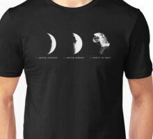 """That's no moon/bulk Unisex T-Shirt"