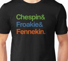 Chespin & Froakie & Fennekin. Unisex T-Shirt