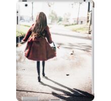 Wherever The Path May Lead iPad Case/Skin