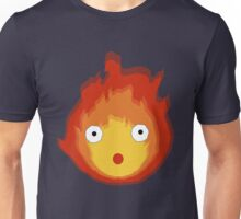 Calcifer - Version 2   Unisex T-Shirt
