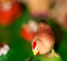 Little Chicken by Henrik Lehnerer