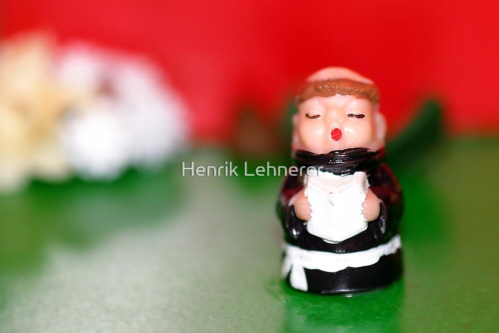Little Monk by Henrik Lehnerer