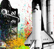 Color Launch Sticker