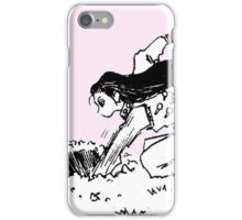 Hunter x Hunter Illumi digging a hole iPhone Case/Skin