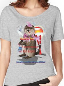 Groundhog Day-6 more weeks Women's Relaxed Fit T-Shirt