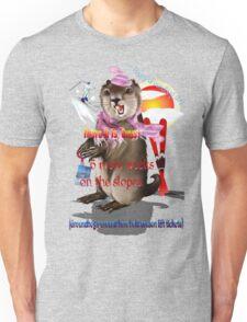 Groundhog Day-6 more weeks Unisex T-Shirt