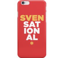 SVENSATIONAL iPhone Case/Skin