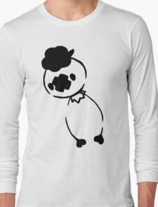 Drifloon - Black Long Sleeve T-Shirt