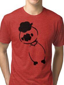 Drifloon - Black Tri-blend T-Shirt