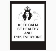 KEEP CALM (censored) by eggygrrrl