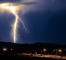 Summer Storm by Andrew Harris