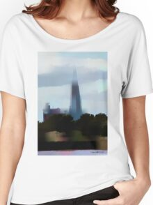 View from Docklands Women's Relaxed Fit T-Shirt
