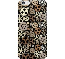 Gear Steampunk iPhone Case/Skin