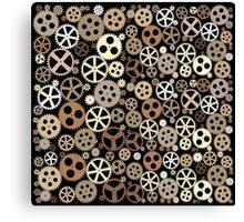 Gear Steampunk Canvas Print