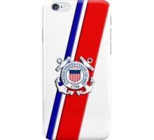 United States Coast Guard -USCG iPhone Case/Skin