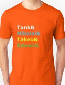 Nazi Zombies Characters (Colors) T-Shirt